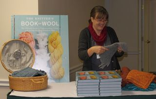 Clara parkes knitters book of wool