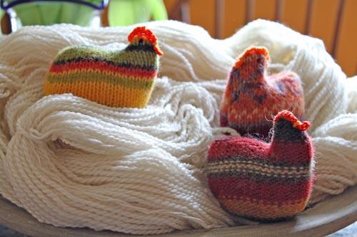 Yarn & chicks