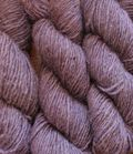Upland wool alpaca. aster. foxfire fiber